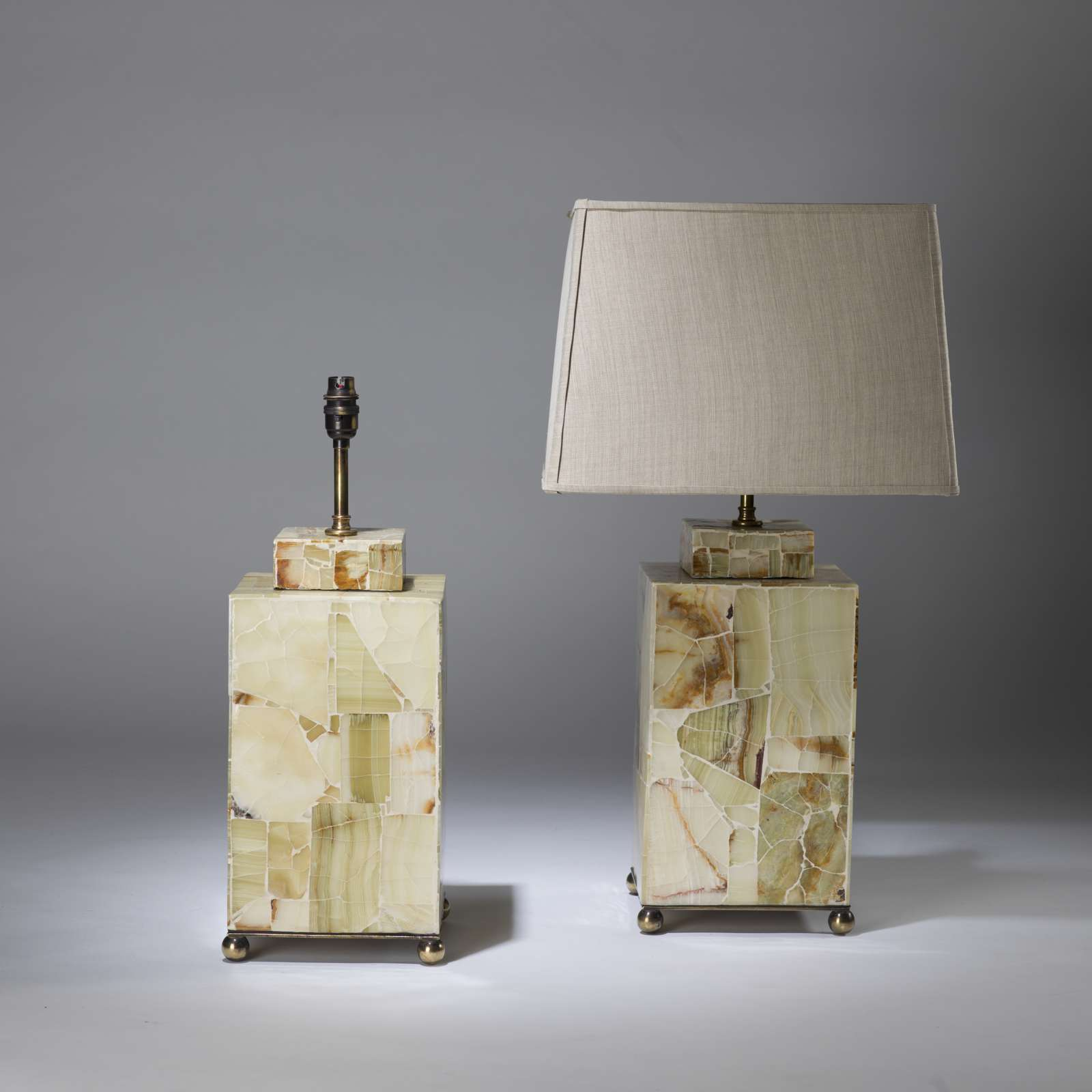 hunter interiors jana oyster lamps lamp shell img
