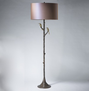 Floor lamps tysonlondon decorative lighting and furniture for Tall tree floor lamp