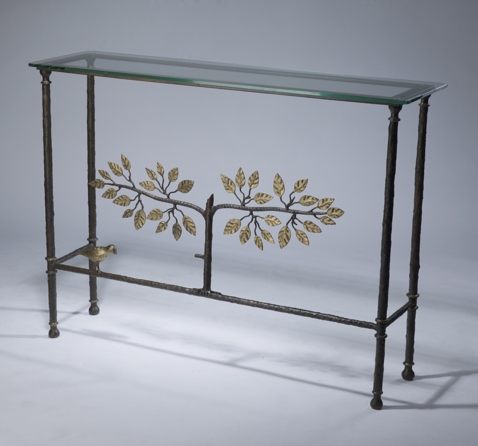 Glass Console Table Furniture