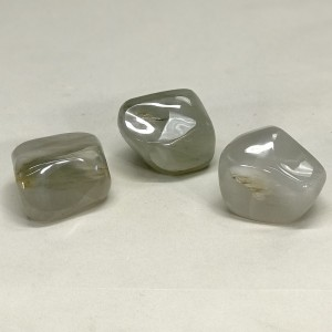 Smooth 'pebbles' Of Smoky Quartz (T5224)